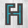 Kompleksowe remonty wnętrz - logo Home Finish